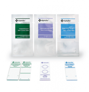 Individually packed in sealed foil pouches to preserve control sample integrity